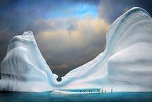 Nature - Snow & Ice / by Joanna O.