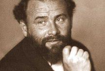 Artist - Gustav Klimt / by Joanna O.