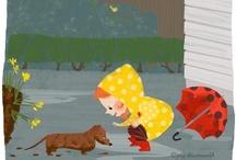 Cuento / Ilustración infantil y cosas relacionadas con los cuentos. / by Maria isa