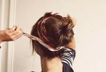 hair / by Maria isa