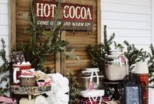 Christmas Shabby Chic / by Jane & Jerry Ratliff