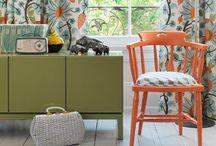 Vintage Modern Apartment / Ideas for my apartment.  / by Tazim Damji BeingTazim.Com