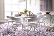 Dining Rooms / Dining rooms inspiration and ideas / by Tazim Damji BeingTazim.Com