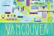 Vancouver Travel / Local Vancouver attractions and places to visit / by Tazim Damji BeingTazim.Com