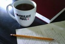 Write, Rewrite, Read. / Tips and tricks for writing. / by Tiffany