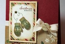 Cards /Christmas themed
