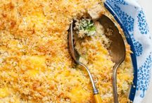 Oven Baked / Casseroles and other baked dishes.