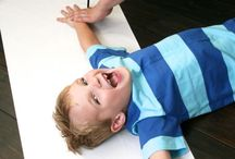 Children's Activities / Activities to keep children busy and actually spend quality time together.