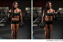 Fitness, Weight Lifting & Motivation.  / This is my type of fitness motivation.