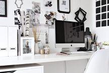 Craft Room & Home Office Ideas