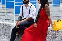 Stylish Gorgeous Couples
