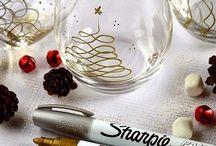 Sharpie Mugs / Plates / Kitchenware