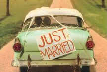 Wedding >> TRANSPORT / Wedding cars, trucks, buses, boats and bikes for the perfect getaway! / by Sylvie & Joan Weddings