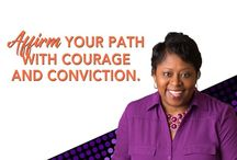 Career Tips / My goal is to help women find or create their ideal role and pursue opportunities that speak to their heart. www.drmoniquecjohnson.com