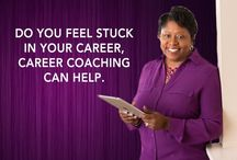 Career Coach / This board includes informational and inspirational quotes related to women's career development as well as coaching services offered by Dr. Monique C. Johnson.  www.drmoniquecjohnson.com