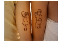 Tattoos and Piercings  / tattoos and piercings  / by Alanna