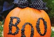 HALLOWEEN & FALL / by Maggie@SquarePennies .