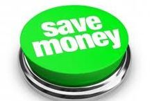 Money Saving Tips / Come visit my blog for more money saving tips! SQUAREPENNIES.COM Please no duplicates and limit your pins to 2/day. Thank you! / by Maggie@SquarePennies .