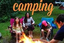 Camping / by Maggie@SquarePennies