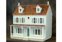 Doll <3 Houses! / by Brandyn Barksdale