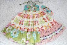 DIY4Littles{Dresses} / Inspirations/Patterns/Tutorials / by Brandyn Barksdale
