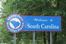 South Carolina / by Marjorie Price