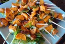 Appetizers / For more yummy recipes come visit my blog! squarePennies.com / by Maggie@SquarePennies .
