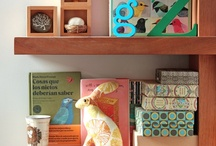 At Home: Kids' Rooms / by Virginia Carlston Whiting