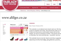 Diligo | ♥ Media Coverage  / by Diligo Online