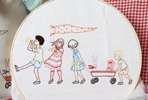 DIY {{Embroidery}} / by Brandyn Barksdale
