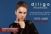Diligo | ♥ Flashsales  / Join us for weekly Fashion Flashsales: http://www.diligo.co.za/flashsale.html / by Diligo Online