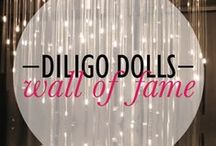 Diligo | ♥ Diligo Dolls Wall of Fame / We love when you tweet, Facebook, instagram or email us pics of you rocking your latest Diligo purchases! Keep sharing and we'll include you in our Diligo Dolls Wall of Fame. The Diligo Team XX / by Diligo Online
