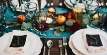 Autumn Wedding / All the ideas you need for your Fall Wedding!