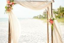 Beach Wedding / Let us provide all your jewelry for your Beach Wedding!