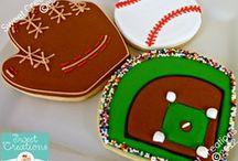 Sugar Cookies: Sports / by Megan