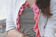 DIY {EmbellishModify} Tops•Dresses / by Brandyn Barksdale
