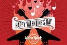 Hard Rock Cafe Niagara Falls Ontario / HRC Holiday Season