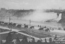 Historic Niagara Falls  / Historic pictures of Niagara Falls