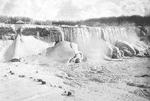 Niagara Falls Wintertime / Niagara Falls in the Winter