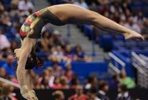 Gymnastics drills / by Tori Cisney