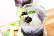 Cocktails / Sipping on some…sipping on some…deliciousness!