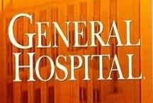 General Hospital / American soap opera on ABC Takes place in Port Charles / by Tammy Seymour