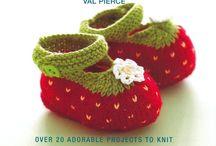 Baby Girl Knitting