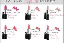 Make-Up Dupes //