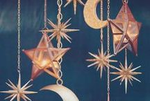 Love You to the Moon and Back / Star and Moon Rings and other things