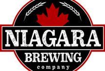 Niagara Brewing Company / Who are we? At Niagara Brewing Company we are proud to represent Canada's brewing heritage and today's innovative craft beer scene by offering unique beers skillfully weaved with locally sourced ingredients.  Who makes our beer? A veteran of the brewing industry, Gord Slater has been developing breweries and brewpubs for the past 30 years. He's been involved in the design and commissioning of more than 60 brewery and brewpubs across North America.