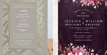 Wedding Invitations / Wedding Invitations for all Wedding Themes