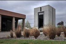 Wineries | Bodega Navarro Correas / Intervención, ampliación y obra nueva. Proyecto Eliana Bórmida & Mario Yanzón. 2003. Superficie cubierta: 5.000 m2 Godoy Cruz, Mendoza.