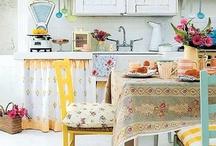 Barn House ~ my kitchen / decor ideas for our barn house / by Robin Tillman