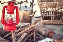 Art Farm ~ bonfire bash / ideas for our annual art farm bonfire bash / by Robin Tillman